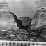Baldwin Hills Dam disaster, 1963